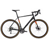 Serious Grafix - Vélo cyclocross - rouge/noir